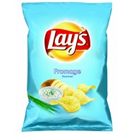 LAYS syr formage chips