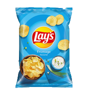 LAYS Formage syr chips 60g